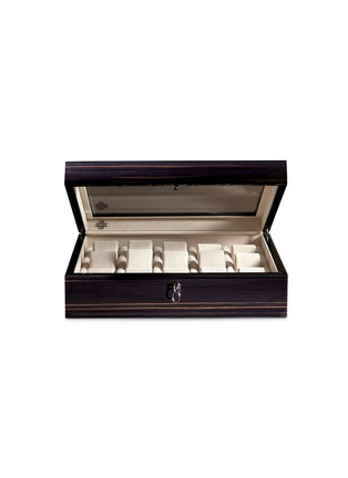 - Agresti - Ebony wood watch box