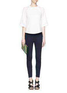 3.1 PHILLIP LIMCrop jodphur pants