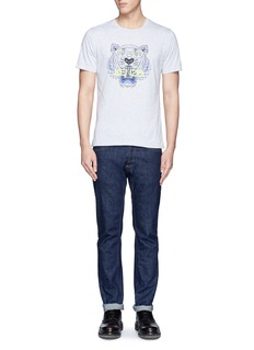KENZOTiger print T-shirt