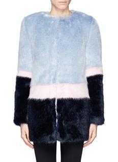 SHRIMPS'Mabel' faux fur coat
