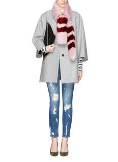 SHRIMPS'Ivana' faux fur scarf