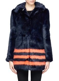 SHRIMPS'Dulcie' faux fur coat