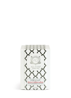 AQUIESSE White Currant & Rose tall scented candle