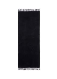 Acne Studios'Canada' fringed cashmere scarf