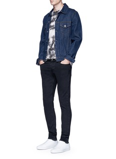 Topman Mid rise stretch skinny jeans