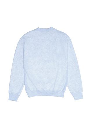 Figure View - Click To Enlarge - Studio Concrete - 'Aerospace' unisex sweatshirt