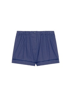 Araks'Tia' polka dot cotton boxer shorts