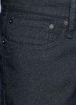 'Crop TBS' denim pants