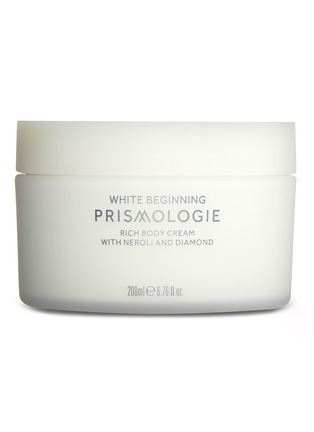 Main View - Click To Enlarge - Prismologie - White Beginning Diamond & Neroli Rich Body Cream 200ml