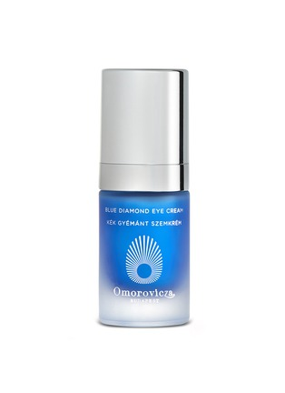 Main View - Click To Enlarge - Omorovicza - Blue Diamond Eye Cream 15ml