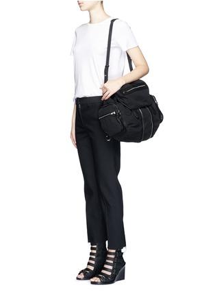 - Alexander Wang  - Marti' nylon three-way backpack