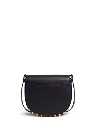 Back View - Click To Enlarge - Alexander Wang  - Lia' leather saddle sling bag