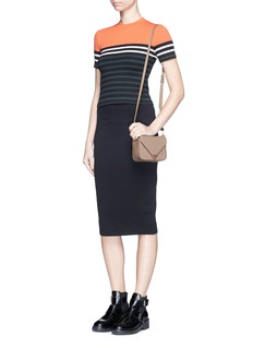 ALEXANDER WANG 'Prisma' mini leather envelope sling bag