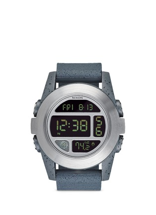 Main View - Click To Enlarge - Nixon Accessories - 'Unit Expedition' digital watch