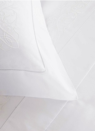 Detail View - Click To Enlarge - Frette - Granada standard sham