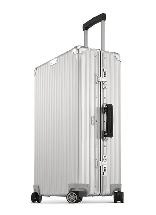 Figure View - Click To Enlarge - RIMOWA - Classic Flight Multiwheel® (Silver, 60-litre)