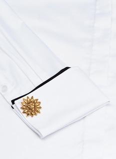 Vintage Chanel Sun cufflinks