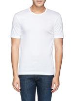 纯棉圆领T恤