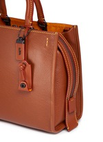 'Rogue' glovetanned leather bag