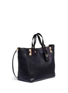 Valentino 'My Rockstud' double handle leather tote