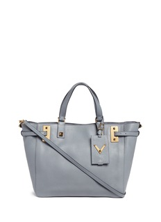 Valentino 'My Rockstud' calfskin leather tote bag