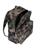 'Camustars' nylon canvas backpack