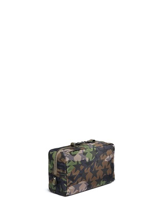Front View - Click To Enlarge - Valentino - 'Camustars' washbag