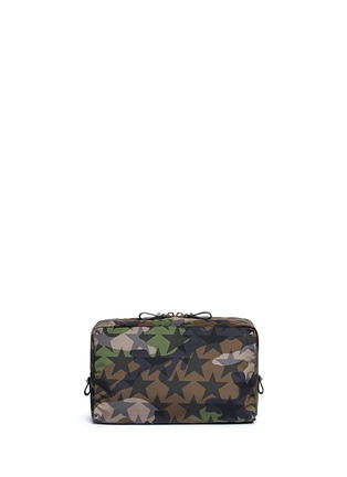 Main View - Click To Enlarge - Valentino - 'Camustars' washbag