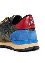 'Camustars Rockrunner' embellished sneakers