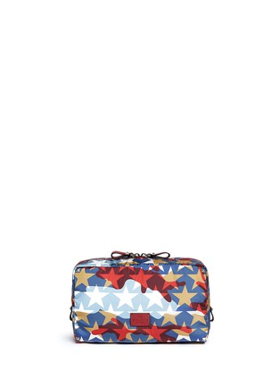 Back View - Click To Enlarge - Valentino - 'Camustars' washbag