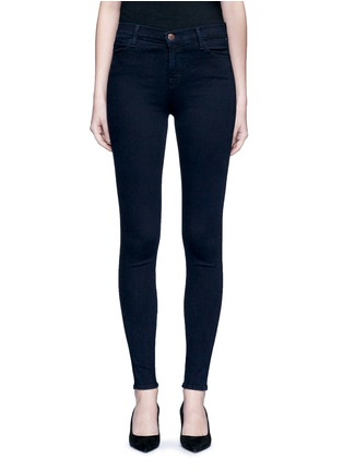 Main View - Click To Enlarge - J Brand - 'Maria' high rise skinny pants