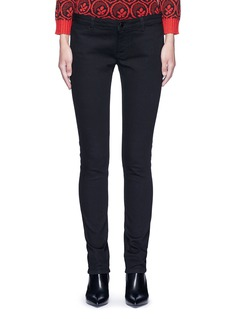 Givenchy Star patch denim pants