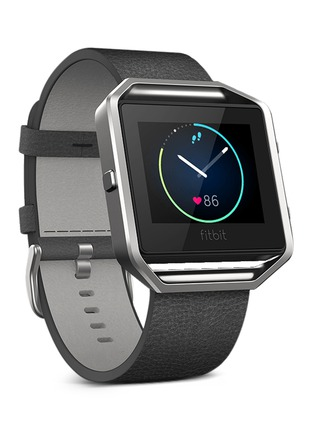 Main View - Click To Enlarge - Fitbit - Blaze fitness watch accessory band — Large