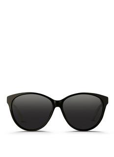 3.1 PHILLIP LIMOversize acetate cat eye sunglasses