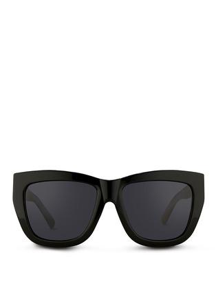 Main View - Click To Enlarge - 3.1 Phillip Lim - Acetate square sunglasses