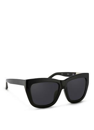 Figure View - Click To Enlarge - 3.1 Phillip Lim - Acetate square sunglasses