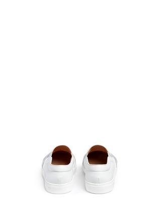 背面 - 点击放大 - BING XU - Tribeca搭带小牛皮平底便鞋