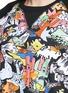 Detail View - Click To Enlarge - KENZO - 'Cartoon' desert print sweatshirt
