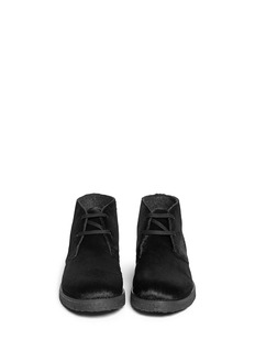 VINCE'Clay' calf hair ankle boots