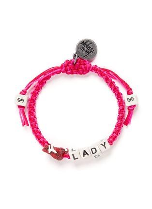 Main View - Click To Enlarge - Venessa Arizaga - 'Foxy lady' bracelet