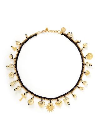 Main View - Click To Enlarge - Venessa Arizaga - 'Lolita' necklace