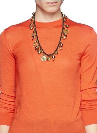 Figure View - Click To Enlarge - Venessa Arizaga - 'Lolita' necklace