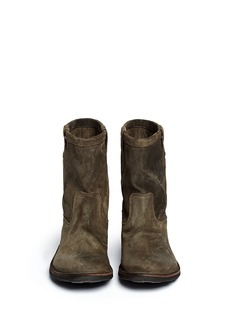 FIORENTINI+BAKER 'Enola' Eternity suede boots