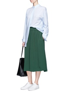 Acne Studios'Imri' Asian fit elastic waist culottes