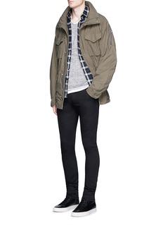 ATTACHMENTOversized M65 field coat