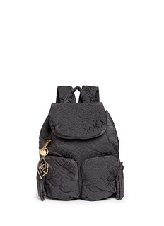 See by Chloé 'Bisou' small logo stitch backpack