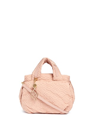 See by Chloé - 'Bisou' logo stitch shoulder bag