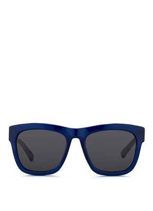 Main View - Click To Enlarge - 3.1 Phillip Lim - Acetate square sunglasses