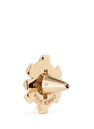 Eddie Borgo - 'Sunburst' rock crystal stud earrings