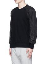'Flint' reverse back sweatshirt